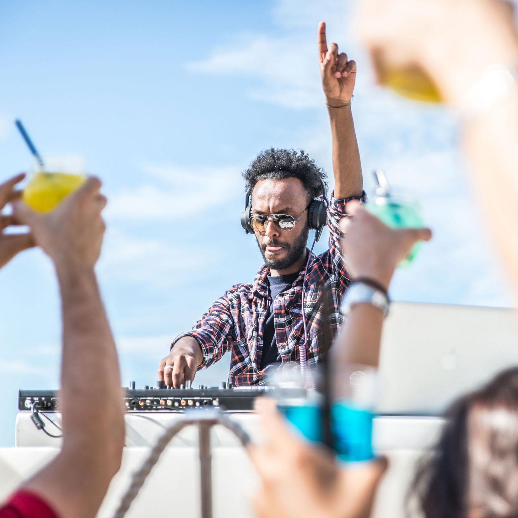 DJ werden Online
