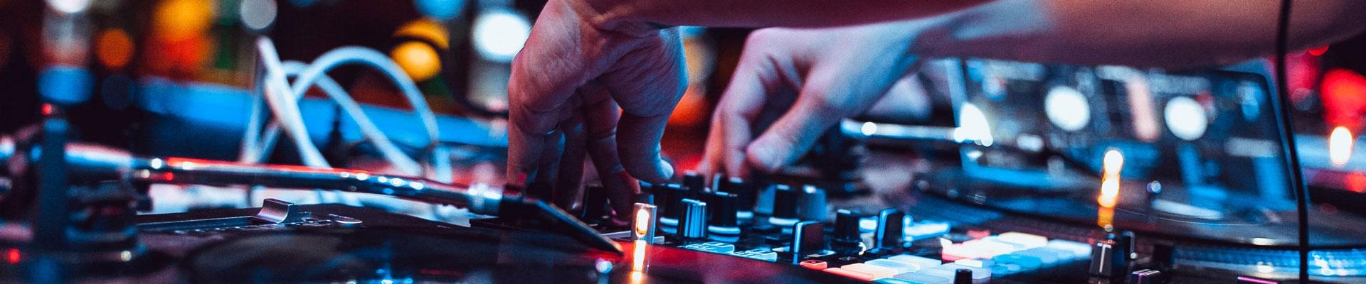 DJ Ausblidung online