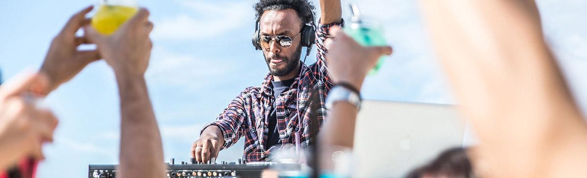 DJ Workshop für Anfänger